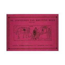 Bruintje Beer AH11 Het geheimzinnige bos 1e druk 1971
