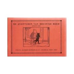 Bruintje Beer AH13 De oude zeemijnheer / De toverhoed