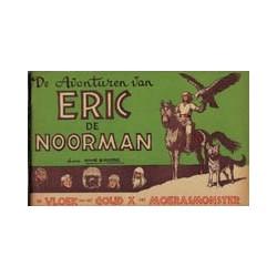 Eric de Noorman<br>15 De vloek van het goud / Het Moerasmonster