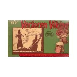 Eric de Noorman 40 De verloren viking 1e druk 1958