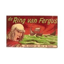 Eric de Noorman 47 De ring van Fergus 1e druk 1960