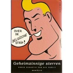 Geheimzinnige sterren<br>Over de Belgische strips<br>1e druk 199
