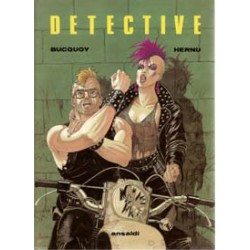 Alain Moreau 02 HC<br>Detective<br>1e druk 1984
