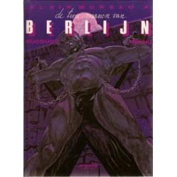 Alain Moreau 04 HC<br>De twee manen van Berlijn<br>1e druk 1987