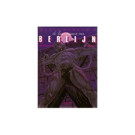 Alain Moreau 04 HC De twee manen van Berlijn 1e druk 1987