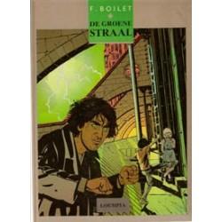 Boilet De groene straal HC 1e druk 1987