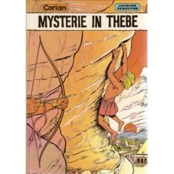 Corian 01 HC Mysterie in Thebe 1e druk 1985