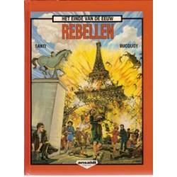 Einde van de eeuw 04 HC Rebellen 1e druk 1985