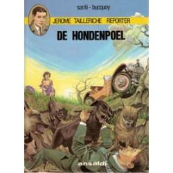 Jerome Tailleriche 01 HC De hondenpoel 1e druk 1984