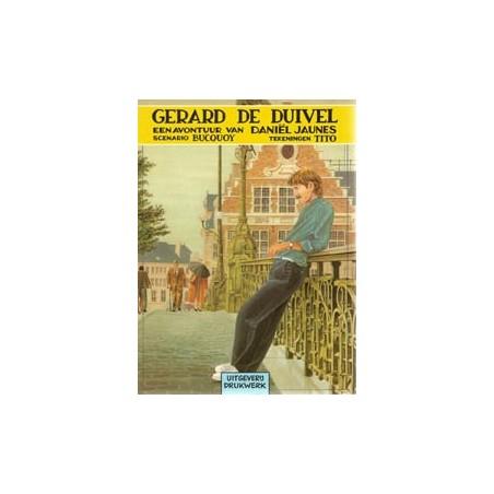 Daniel Jaunes 02 Gerard de Duivel 1e druk 1982