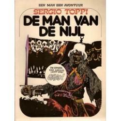 Een man een avontuur 01 SC<br>De man van de Nijl<br>1e druk 1978