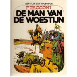 Een man een avontuur 02 SC<br>De man van de Woestijn<br>1e druk