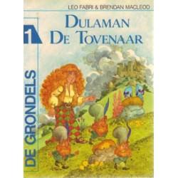 Grondels 01<br>Dulaman de tovenaar<br>1e druk 1986