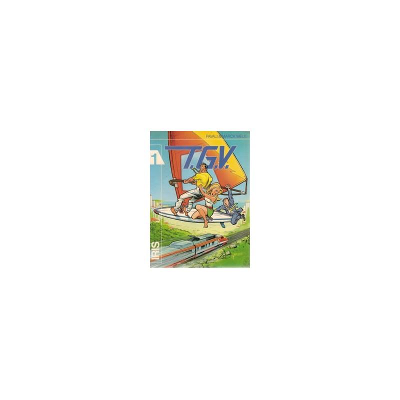 Iris 01 T.G.V. 1e druk 1987