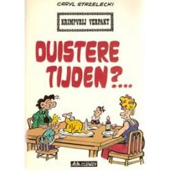 Krimpvrij verpakt 01 Duistere tijden 1e druk 1985