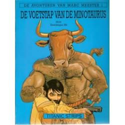 Marc Meester 03* Voetstap van de minotaurus 1e druk 1988