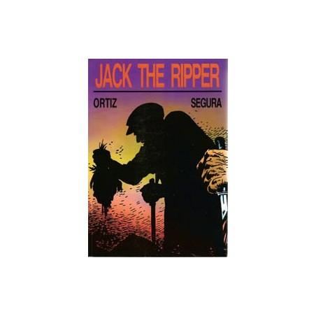 Ortiz Jack the Ripper 1e druk 1992