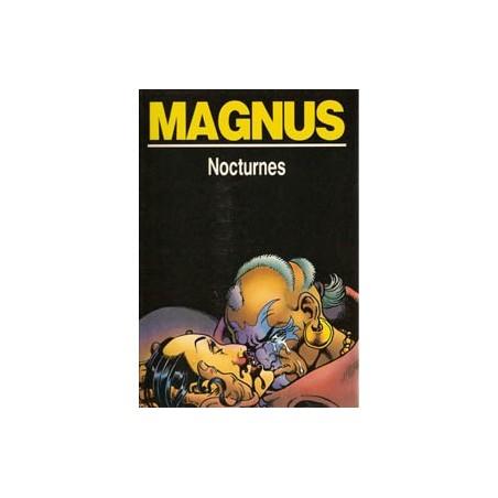 Partizanen (Magnus) 01 Nocturnes 1e druk 1990