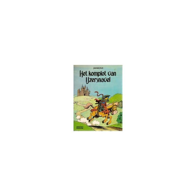 Pesch Het komplot van Ijzersnavel 1e druk 1982