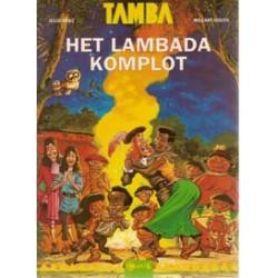 Tamba 03<br>Het Lambada komplot<br>1e druk 1990