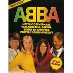 Abba stripalbum<br>1e druk 1978