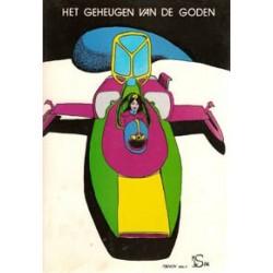 Manon 01 Het geheugen van de goden 1e druk 1982