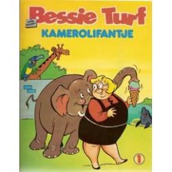 Bessie Turf O01 Kamerolifantje 1e druk 1982