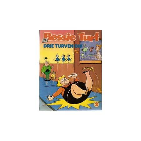 Bessie Turf O02 Drie turven dik 1e druk 1982