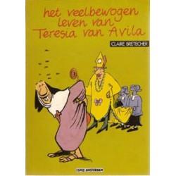 Bretecher Veelbewogen leven van Teresia van Avila 1e druk