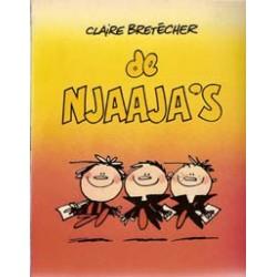 Bretecher Njaaja's 1e druk 1980