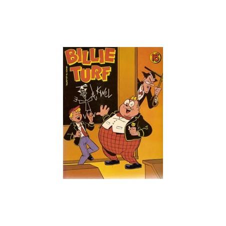 Billie Turf 16 1e druk 1980