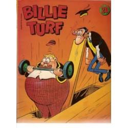 Billie Turf 20 1e druk 1981