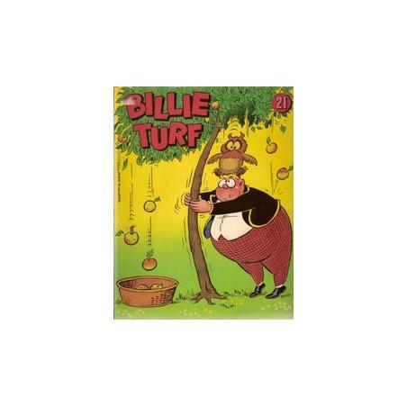 Billie Turf 21 1e druk 1981