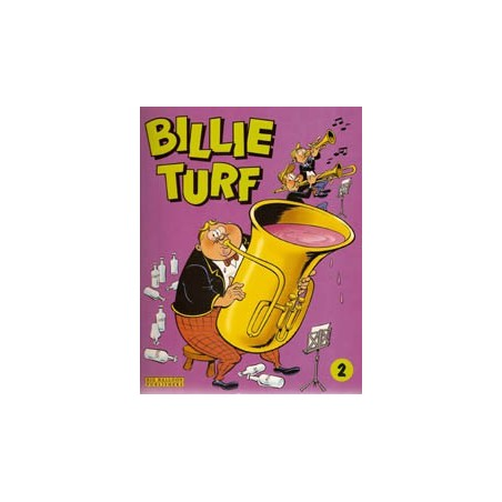 Billie Turf B02% 1e druk 1995