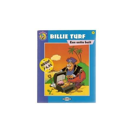 Billie Turf SP Een vette buit 1e druk 1994