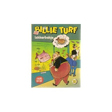 Billie Turf 28 Lekkerbekje 1e druk 1983