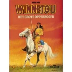 Winnetou 01 SC<br>Het grote opperhoofd<br>herdruk 1981