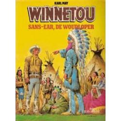 Winnetou 03 SC<br>Sans-Ear, de Woudloper<br>herdruk 1981