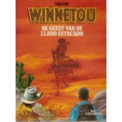 Winnetou 05 SC<br>De geest van de Llano Estacado<br>herdruk 1982