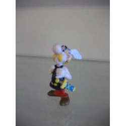 Asterix poppetjes<br>Asterix trots