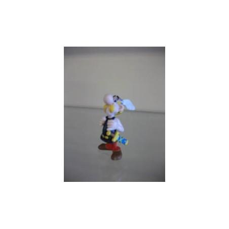 Asterix poppetjes<br>Asterix trots