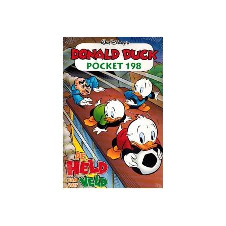 Donald Duck  pocket 198 De held van het veld