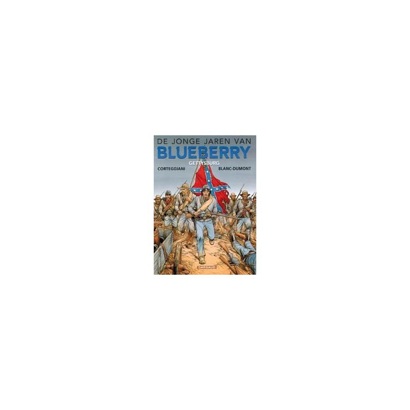 Blueberry jonge jaren 20 Gettysburg