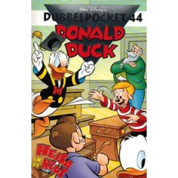 Donald Duck Dubbelpocket 44<br>Heisa in de klas