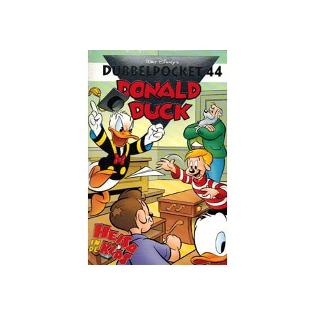 Donald Duck  Dubbel pocket 44 Heisa in de klas