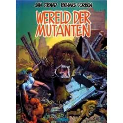 Corben<br>Wereld der mutanten<br>strips uit het SF-blad 1984