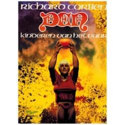 Corben<br>Den 05<br>Kinderen van het vuur<br>1e druk 1993