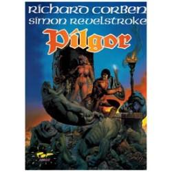 Corben<br>Pilgor NL<br>1e druk 1993
