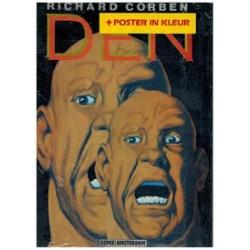 Corben<br>Den 01<br>herdruk 1982 met poster