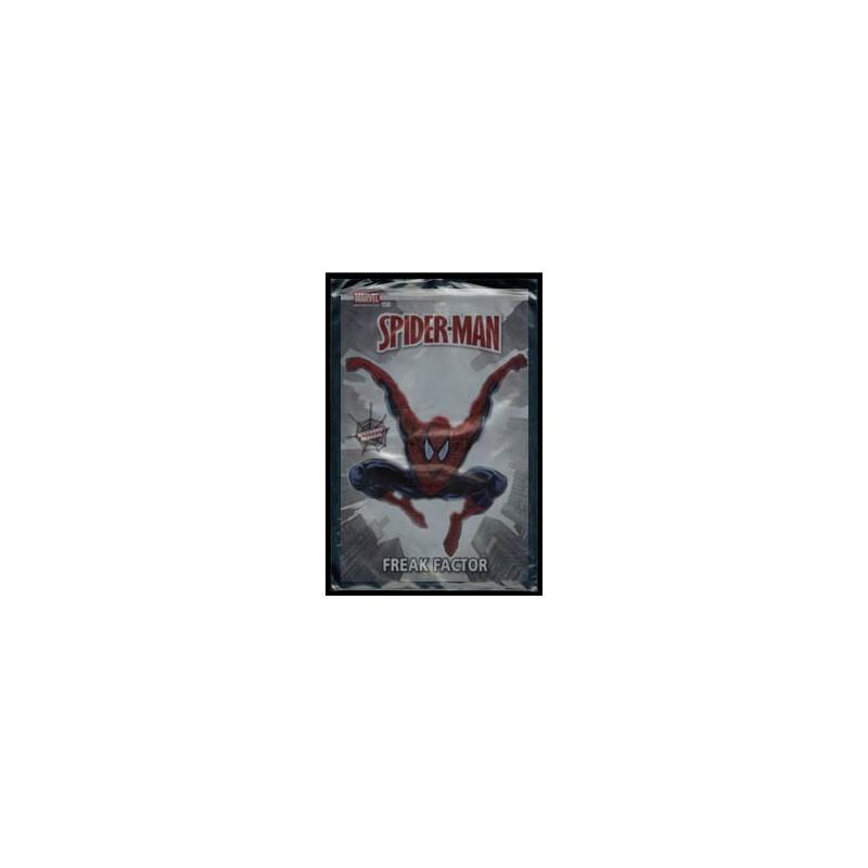 Striphoesjes 1 (Spiderman) ± 27,5 x 18,3 cm 100 st.